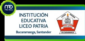 Institución Educativa Liceo Patria