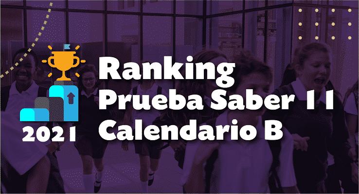 Estos son los mejores colegios del país calendario B – 2021